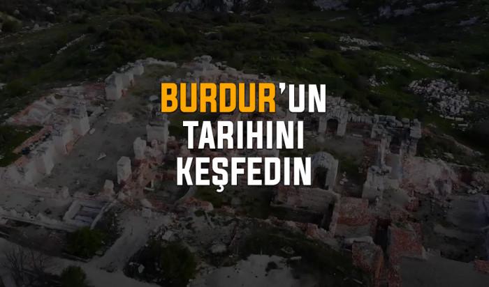 Burdur'un tarihini keşfedin